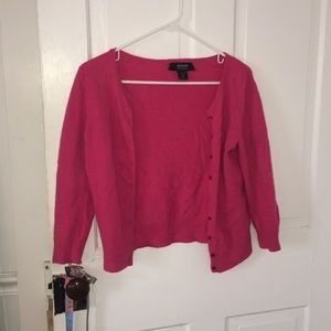 Express  100% cashmere sweater
